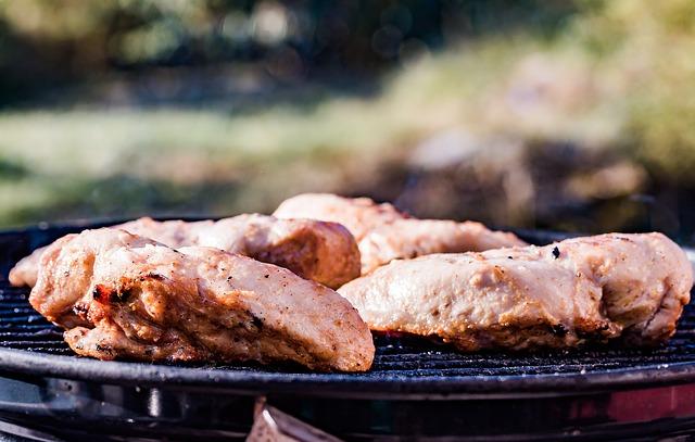 Receta Para Preparar Pollo A La Parrilla Brasas Y Sabores