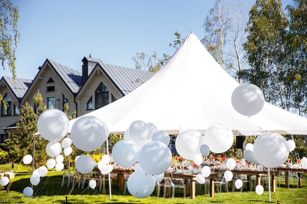 boda al aire libre en la sierra de madrid